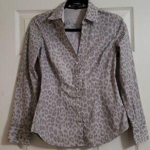 3/$30 Express Design Studio Button Down Shirt